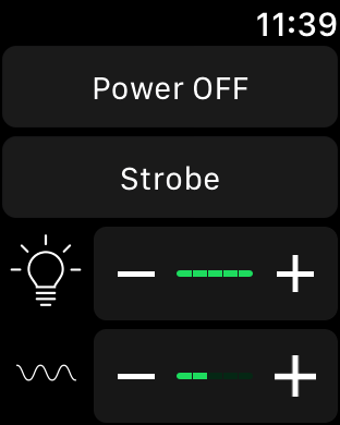 ViewMore - Apple Watch screenshot - 3
