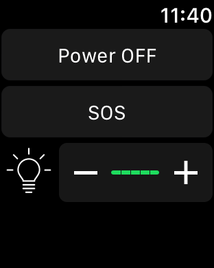 ViewMore - Apple Watch screenshot - 1